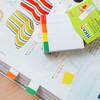 Закладки самокл. индексы бумажные Stick`n 21615 14x76мм 4цв.в упак. 100лист с цветным краем европодв вид 4