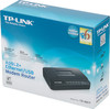 Маршрутизатор TP-LINK TD-8817,  ADSL2+,  черный вид 8