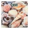 Напольные весы SCARLETT SC-BS33E001, до 150кг, цвет: бежевый/рисунок вид 1
