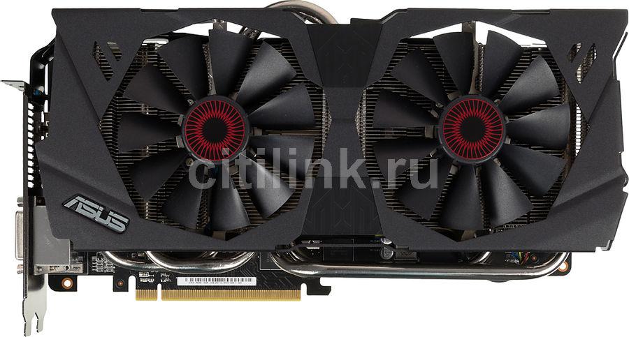 Видеокарта ASUS Radeon R9 280,  3Гб, GDDR5, Ret [strix-r9280-3gd5]