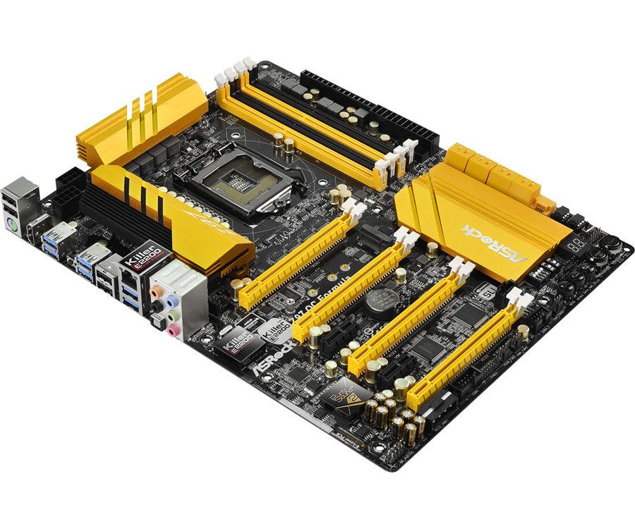 Материнская плата ASROCK Z97 OC Formula, LGA 1150, Intel Z97, ATX, Ret