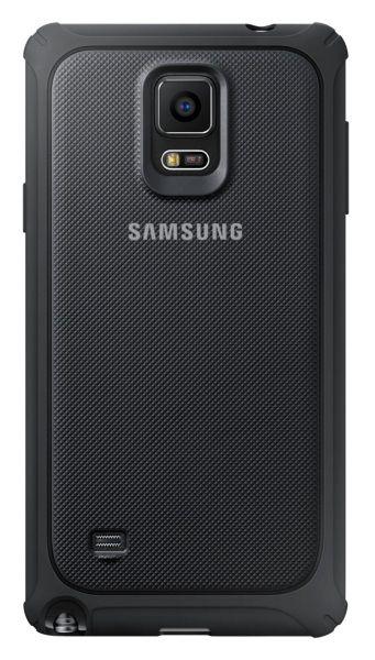 Чехол (клип-кейс) SAMSUNG EF-PN910BSEGRU, для Samsung Galaxy Note 4, черный