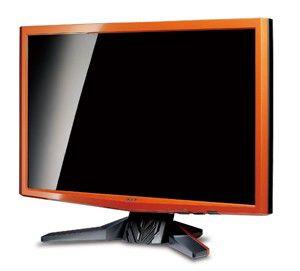 """Монитор ЖК ACER G24oid 24"""", оранжевый и черный [et.le904.001]"""