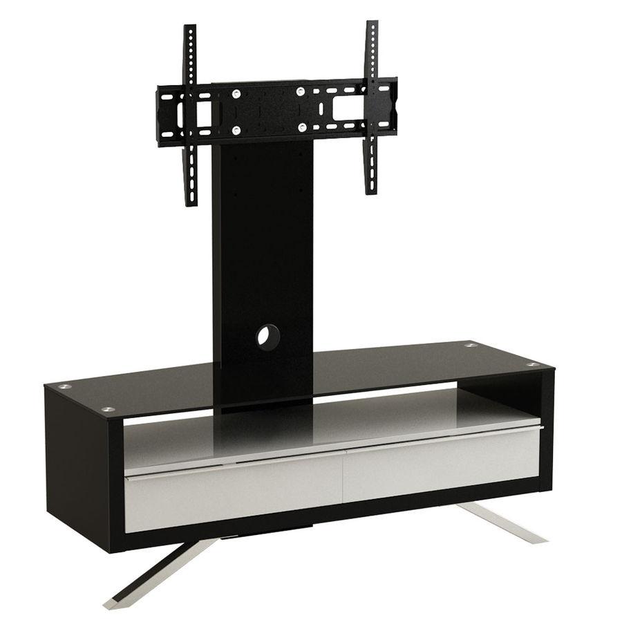 """Подставка для телевизора Arm Media Triton-30 черный 32""""-70"""" макс.50кг напольный фиксированный [10128]"""