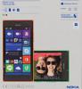 Смартфон NOKIA Lumia 730 Dual Sim 8Гб, зеленый вид 14