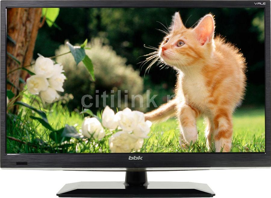 """LED телевизор BBK Vale 22LEM-3082/FT2C  """"R"""", 22"""", FULL HD (1080p),  черный"""