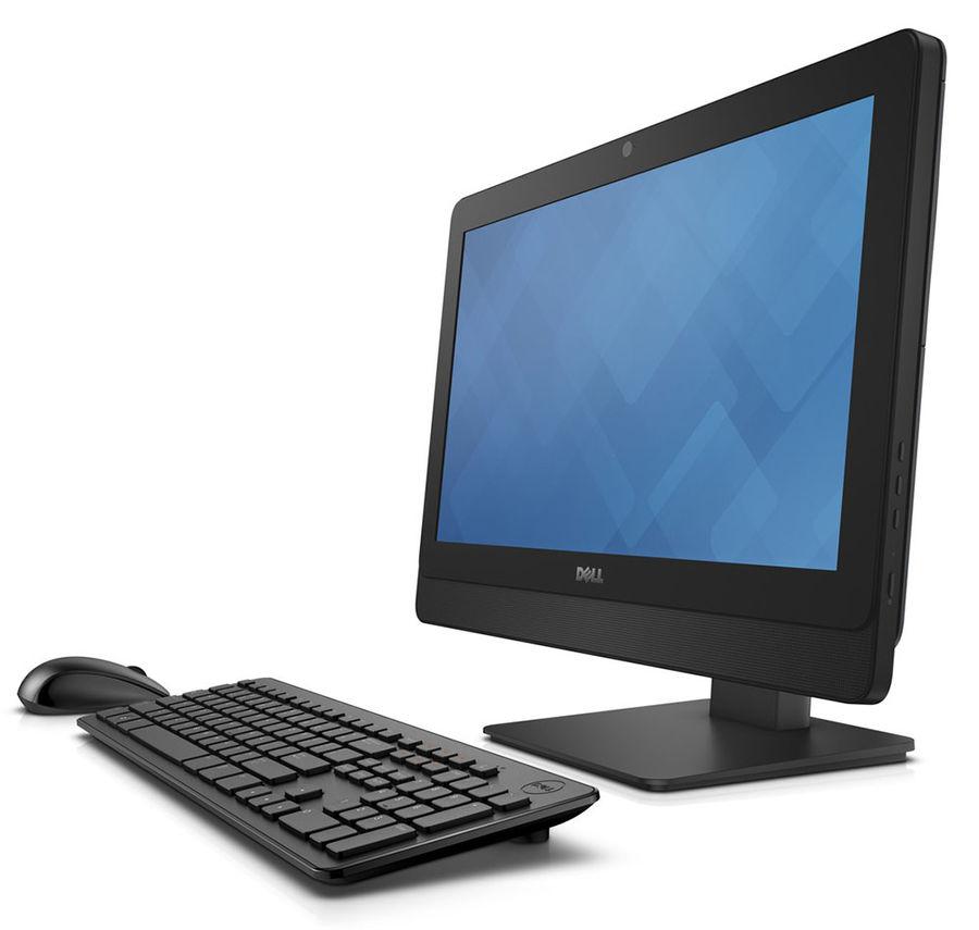 Моноблок DELL Optiplex 3030, Intel Core i5 4590S, 8Гб, 500Гб, 8Гб SSD,  Intel HD Graphics 4600, DVD-RW, Windows 8.1 Professional [3030-2007]