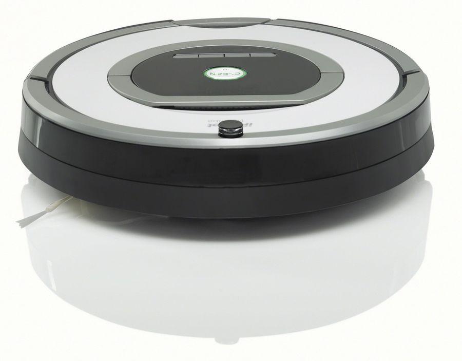 Робот-пылесос IROBOT Roomba 765, серебристый