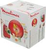 Измельчитель электрический Moulinex DJ753500 200Вт белый/красный [1500859368] вид 7