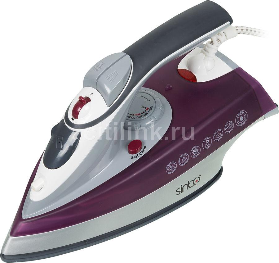 Утюг SINBO SSI 2873,  2200Вт,  пурпурный