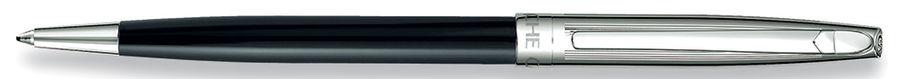 Ручка шариковая Carandache Madison (4680.456) Bicolor Black SP подар.кор.