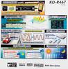 Автомагнитола JVC KD-R467EE,  USB вид 9