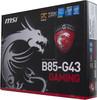 Материнская плата MSI B85-G43 GAMING LGA 1150, ATX, Ret вид 6