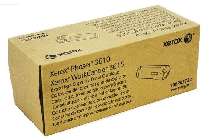 Картридж Xerox [106r02732]
