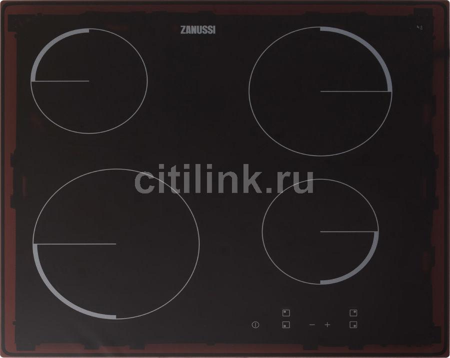 Варочная панель ZANUSSI ZEV56240FA,  Hi-Light,  независимая,  черный
