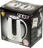 Чайник электрический SINBO SK 7323, 2200Вт, белый и черный вид 9