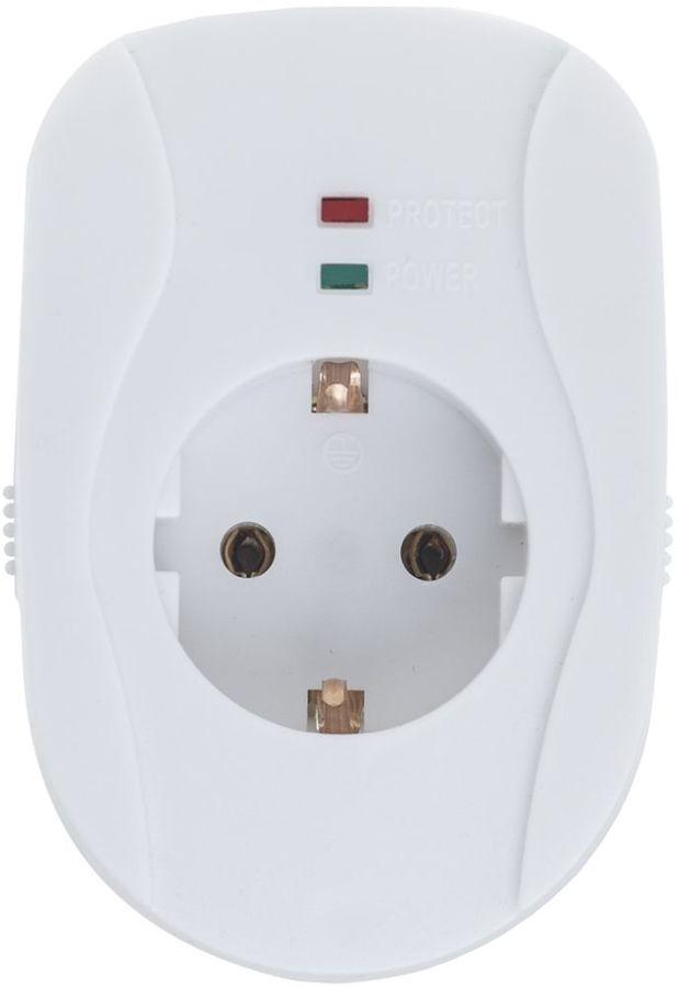 Сетевой фильтр BURO 100SH-W, белый