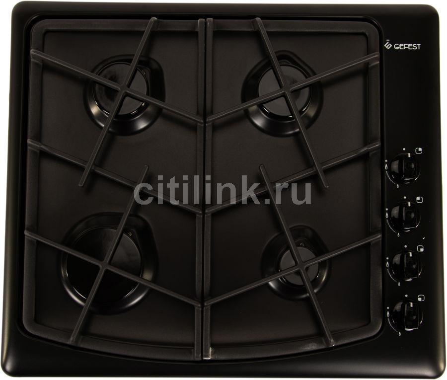 Варочная панель GEFEST СГ СН 1211 К21,  независимая,  черный