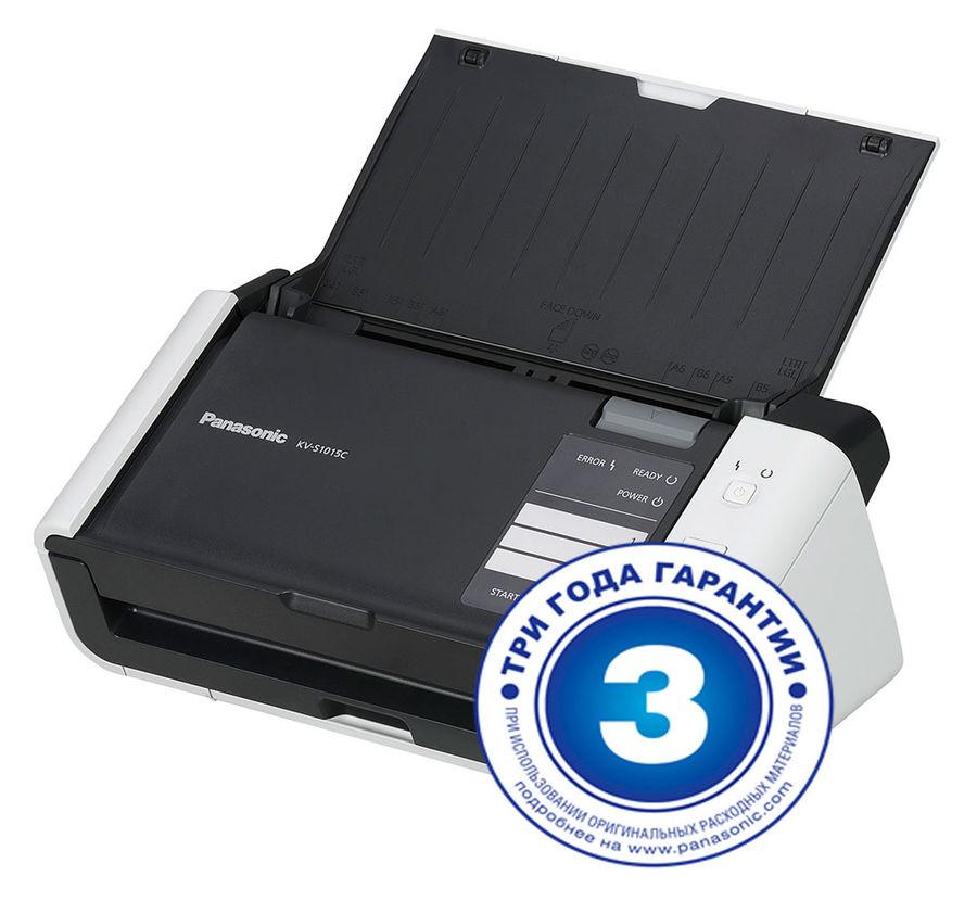 Сканер PANASONIC KV-S1015C белый/черный [kv-s1015c-x]