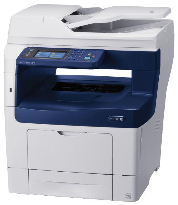 МФУ XEROX WorkCentre 3615 DN,  A4,  лазерный,  белый [3615dn]