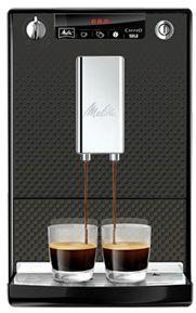 Кофемашина MELITTA Caffeo E950-333,  черный
