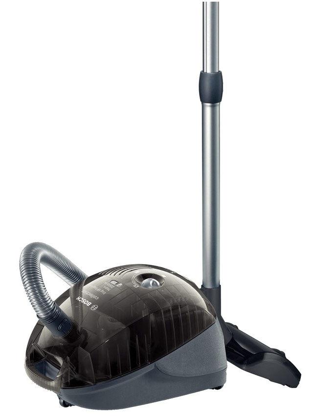 Пылесос BOSCH BSG6208COE, 2000Вт, черный