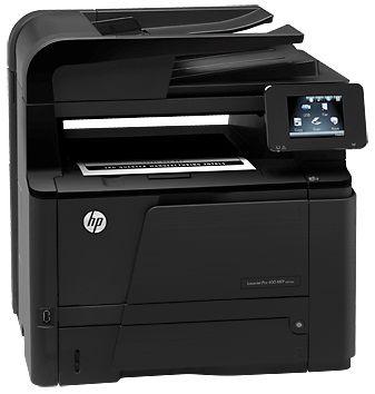 МФУ HP LaserJet Pro M425dn RU #B09,  A4,  лазерный,  черный [cf286a]