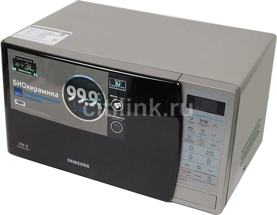 Микроволновая печь SAMSUNG GE83KRS-1, серый