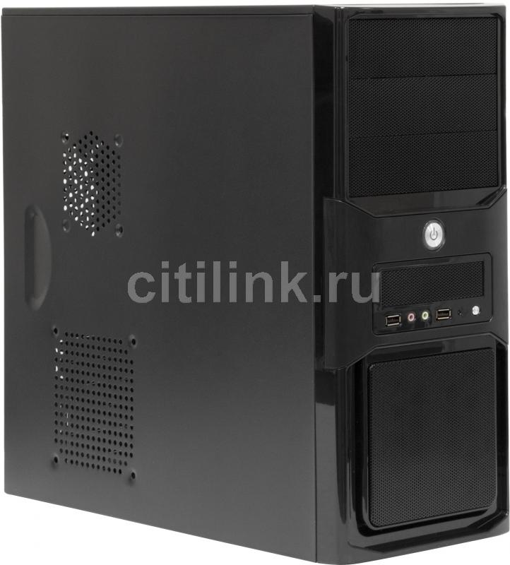 ПК I-RU City в составе INTEL Core i3 2100/ASUS P8H61-M LE/4Gb/1Gb HD6870/500Gb/DVD-RW/ [системный блок]
