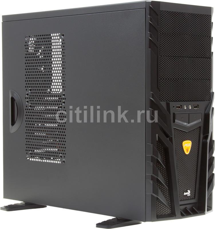 ПК I-RU City в составе INTEL Core 2 Quad Q8400/ASUS P5G41T-M LX/4Gb/2Tb/AEROCOOL 580W/ [системный блок]
