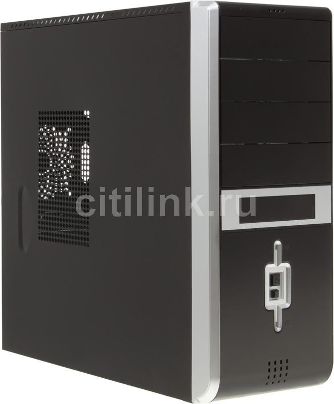 ПК I-RU City в составе INTEL Core i3 2120/ASUS P8H61-M LE/4GB/1GB HD6850/500GB/DVD-RW/ [системный блок]