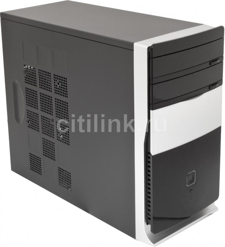 ПК I-RU City в составе INTEL Pentium G620/ASUS P8H67-M/4Gb/2Tb/DVD-RW/FOXCONN 400W/TITAN/ [системный блок]