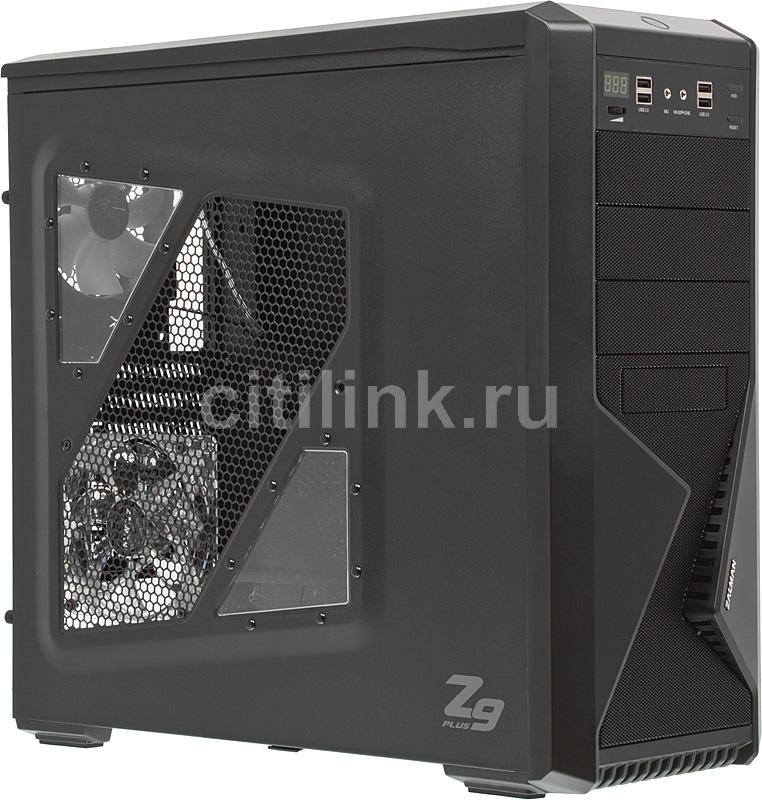 ПК I-RU City в составе INTEL Core i5 2550K/MSI Z77A-G45/8Гб/GeForce GTX660Ti 2Гб/128Гб+1Тб/DVD-RW/ [системный блок]