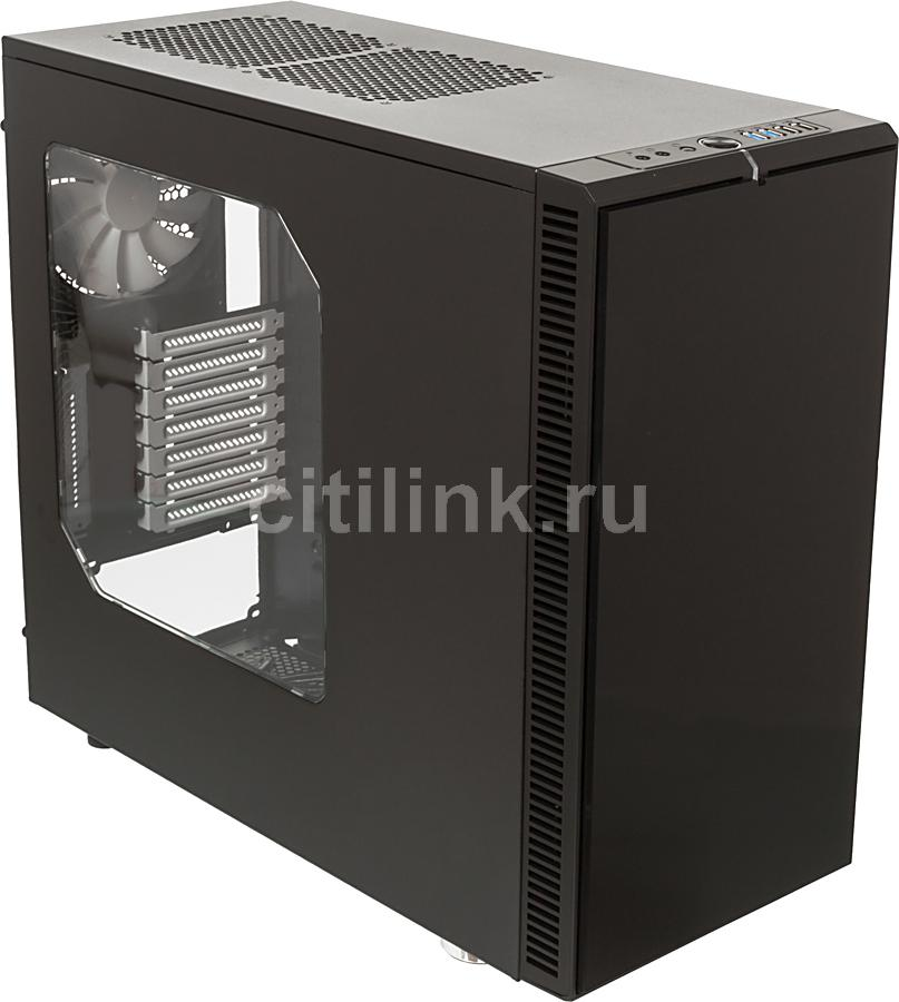 ПК I-RU City в составе INTEL Core i5 3470/MSI Z77A-G43/8GB/1024 Гб/128GB/DVD-RW/600 Вт/ [системный блок]