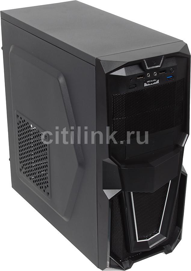 ПК I-RU City в составе INTEL Core i5 3470/ASUS P8B75-V/4GB/GeForce GTX 650Ti 2048 Мб/1024 Гб/DVD-RW/600 Вт/ [системный блок]