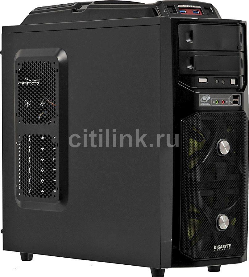 ПК I-RU City в составе INTEL Core i5 4690K/MSI B85-G43/8GB/GeForce GTX750Ti 2GB/2TB/256GB/DVD-RW/650