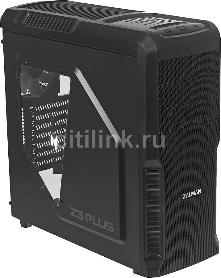 ПК iRU City 101 в составе INTEL Core i5 4690/ASUS H97-PRO/8GB/GeForce GTX960 4GB/1TB/650W/