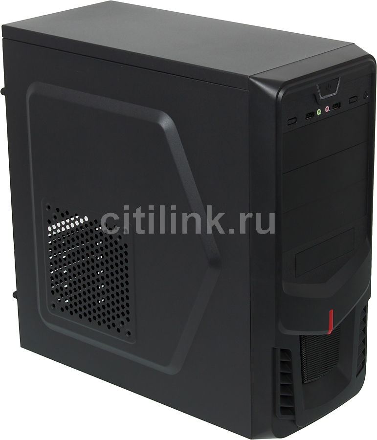 ПК iRU City 101 в составе AMD FX-6300/GA-970A-DS3P/8Гб/GeForce GTX750Ti 2Гб/500W