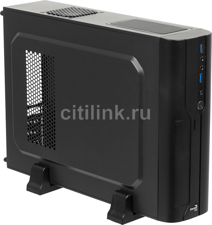 ПК iRU City 101 в составе INTEL Core i3 6100/ASROCK H110M-ITX/16Gb/128Gb/400W