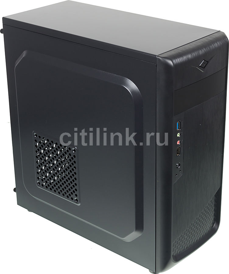 ПК iRU City 101 в составе INTEL i3 7100/ASUS B150-PLUS/8Gb/1Tb/500W