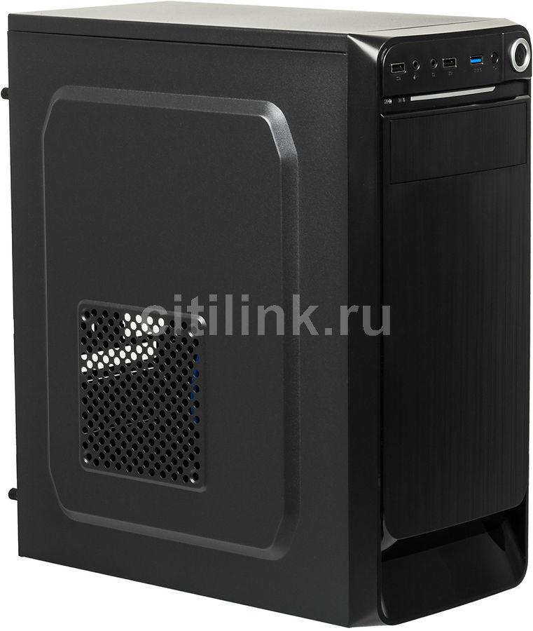 ПК iRU City 101 в составе INTEL i5 6400/MSI H110M PRO-D/8Gb/GTX1060 3Gb/120Gb/1Tb/600W/W10H